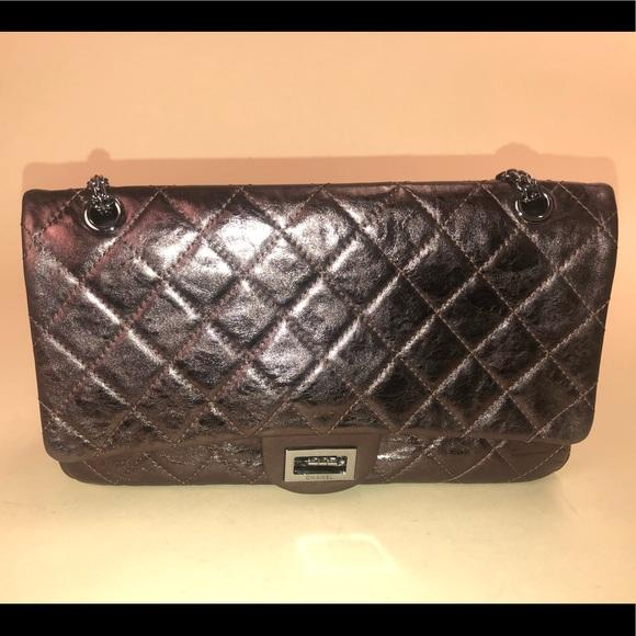CHANEL Handbags - Maxi 2.55 Reissue Handbag